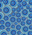 3d blue curly worm shape backdrop - PhotoDune Item for Sale