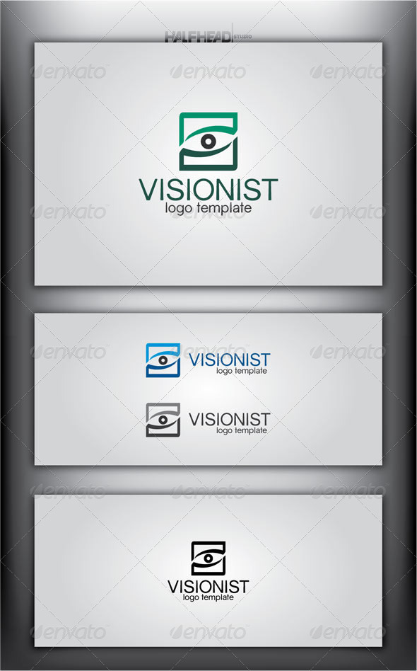GraphicRiver Visionist Logo Template 4631384