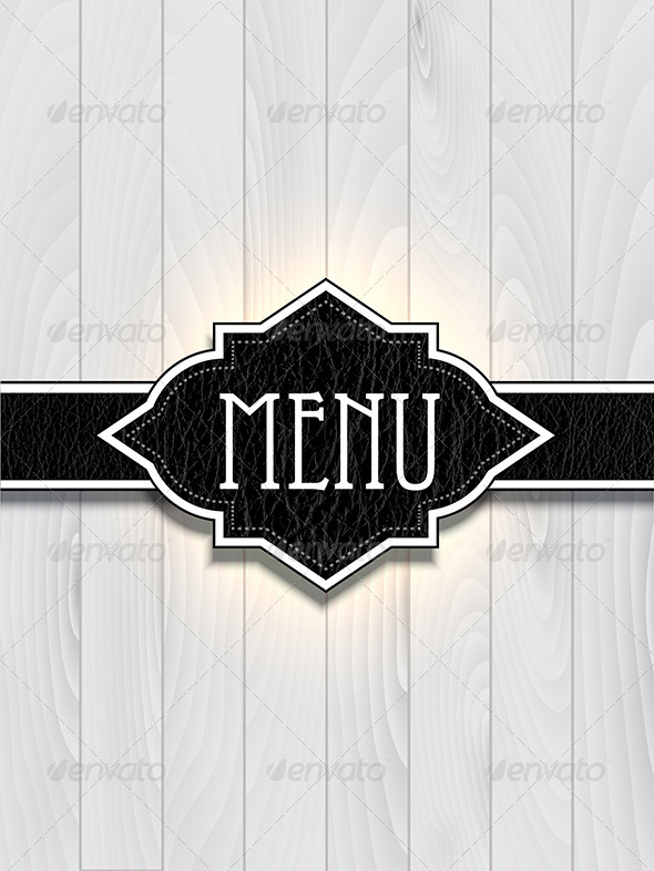 GraphicRiver Menu Design 4632149