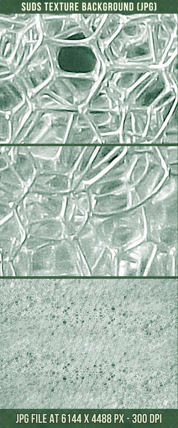 Suds Texture - Liquid Textures