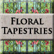 Floral Tapestries - GraphicRiver Item for Sale