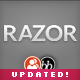 Razor: Cutting Edge WordPress Theme - ThemeForest Item for Sale