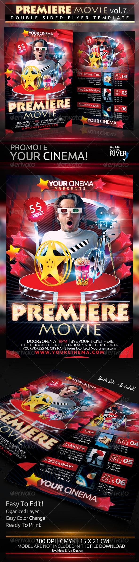 GraphicRiver Premiere Movie Vol7 4633533