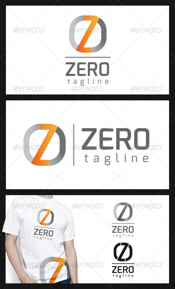 GraphicRiver Zero Studio Letter Z Logo Template 4635126