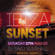 Ibiza Sunset Flyer Template - GraphicRiver Item for Sale
