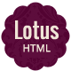 Lotus - Spa & Wellness HTML Responsive Template