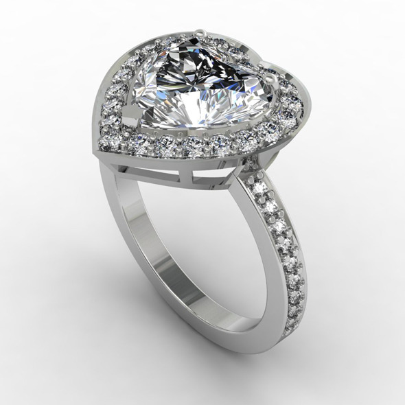 NR Design Aphrodite Diamond Ring