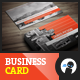 Modern Minimal Business Card 4 - GraphicRiver Item for Sale