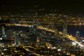 San Francisco Oakland Bay Bridge at Night - PhotoDune Item for Sale