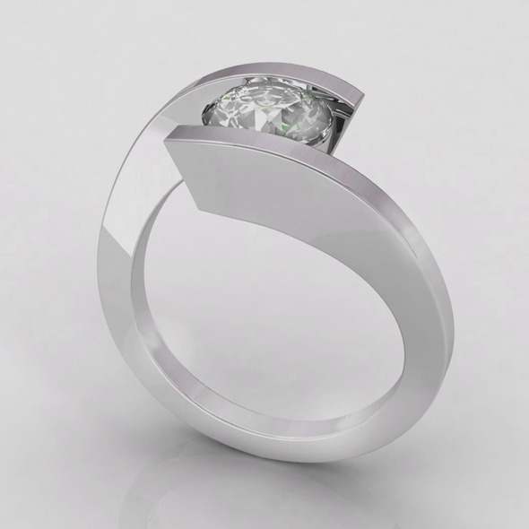 3DOcean NR Design Allegria Ring 4636208