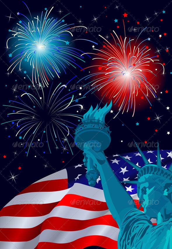 GraphicRiver Freedom Celebration 4636281