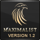 Maximalist - XHTML Template - ThemeForest Item for Sale