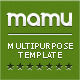 Mamu – Responsive Multipurpose Joomla Template