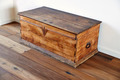 vintage wooden chest - PhotoDune Item for Sale
