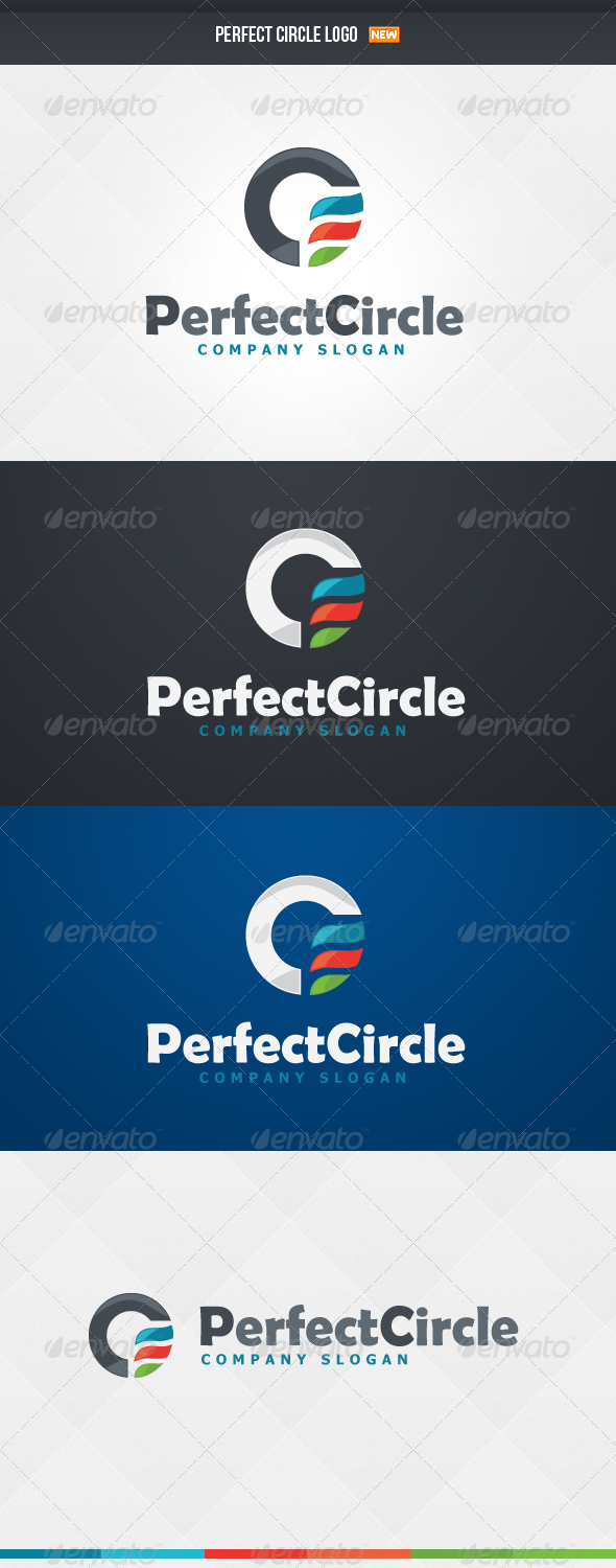 GraphicRiver Perfect Circle Logo 4423476