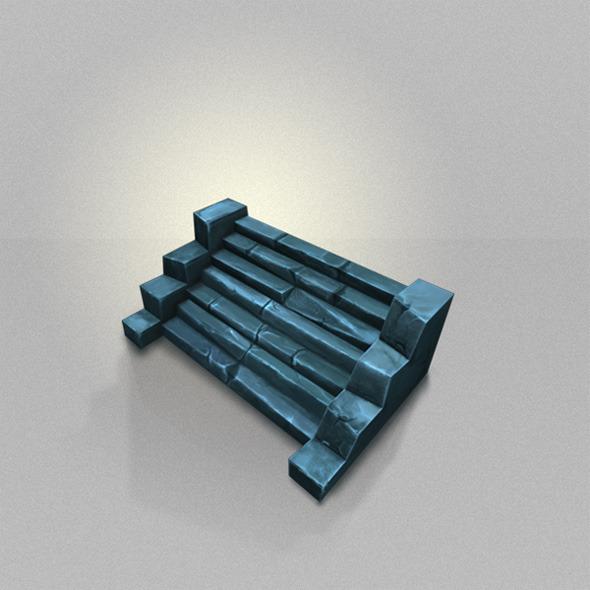 3DOcean Floor Level Low Poly 4639695
