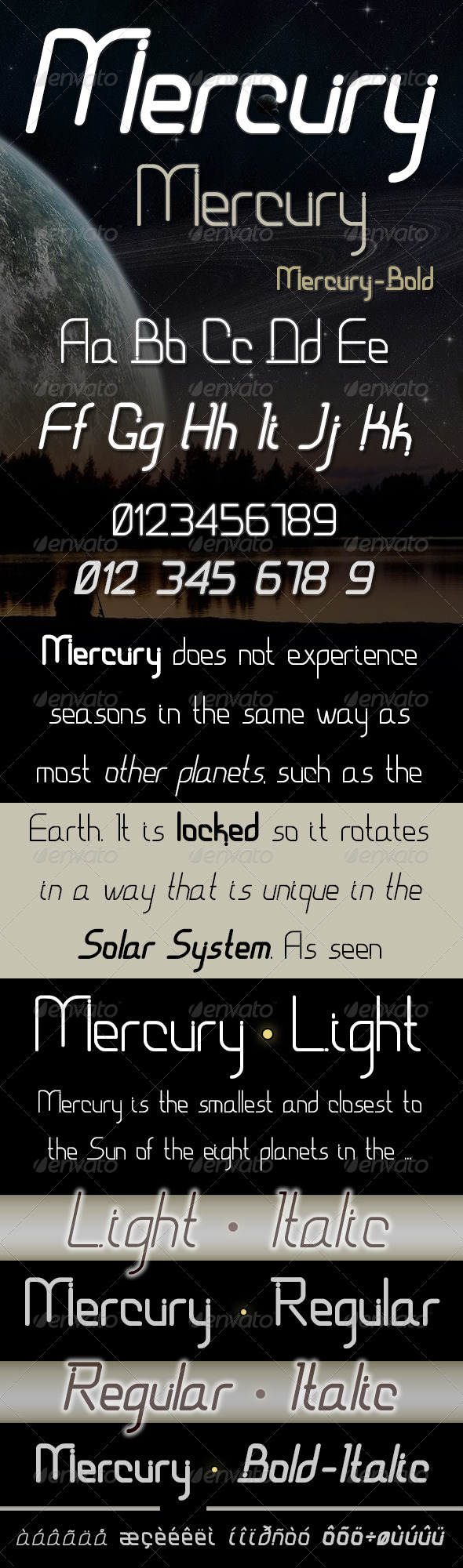 GraphicRiver Mercury 4639914