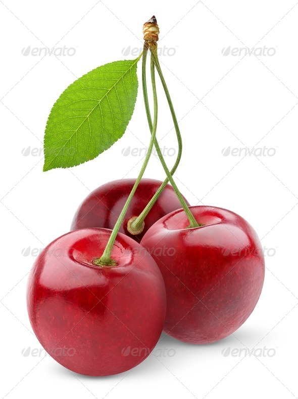 Stock Photo - PhotoDune Sweet cherry 484951