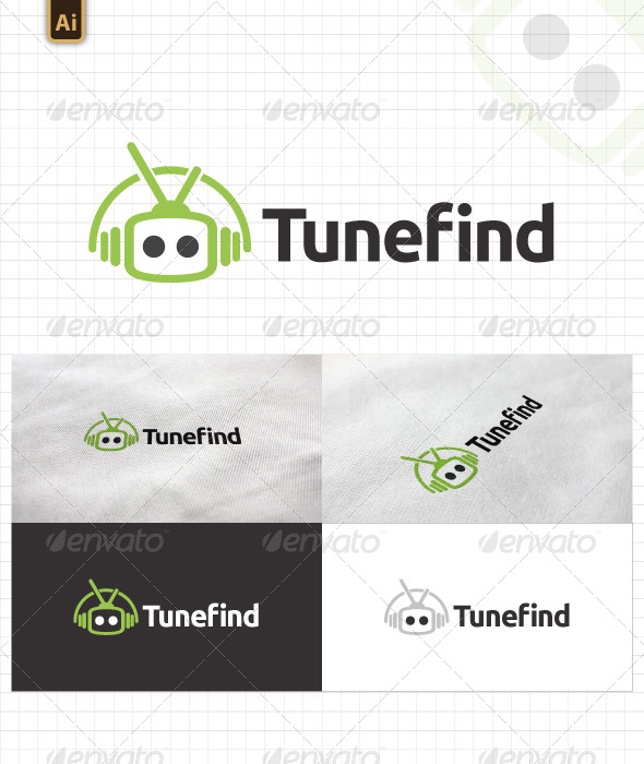 GraphicRiver Tunefind 4612384