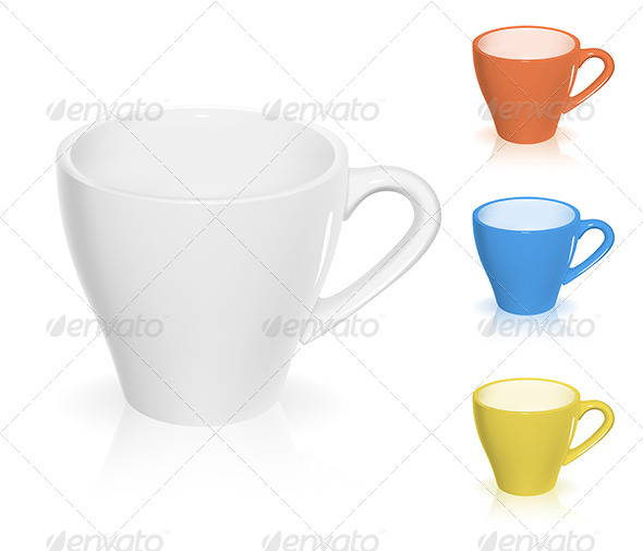 GraphicRiver Coffee Cup 4640454