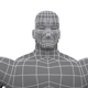 Low Poly Base Mesh Male Model  - 3DOcean Item for Sale