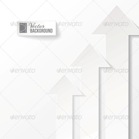 GraphicRiver Arrow Vector Background 4640536