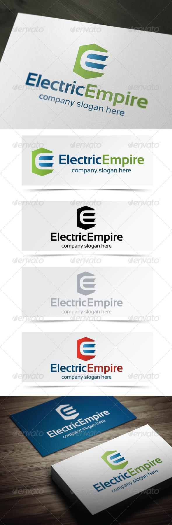 GraphicRiver Electric Empire 4640591