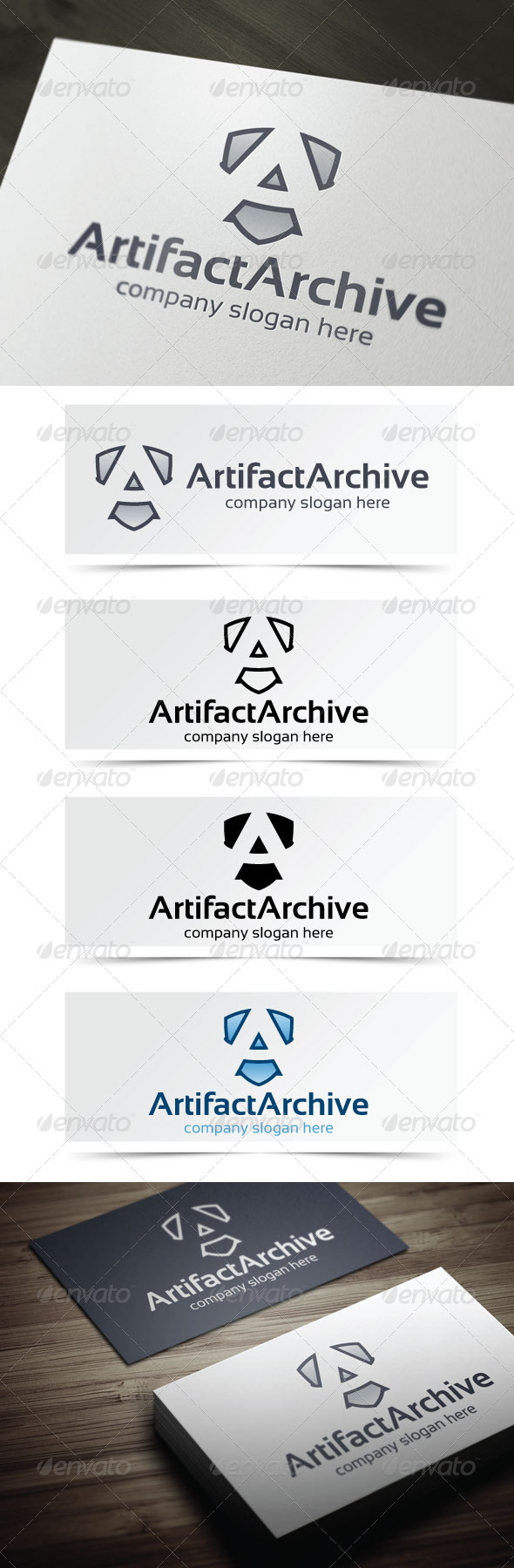 GraphicRiver Artifact Archive 4640605