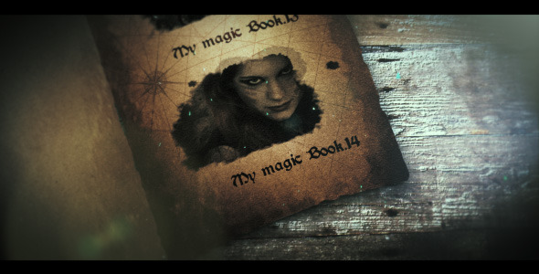 My Magic Book