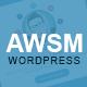 AWSM - Simple Personal Portfolio WordPress Theme
