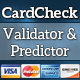 CardCheck Credit Card Validator and Type Guesser