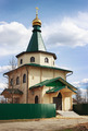 Only just built a wooden church in the village - PhotoDune Item for Sale