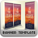 At The Cross Concert Banner - GraphicRiver Item for Sale