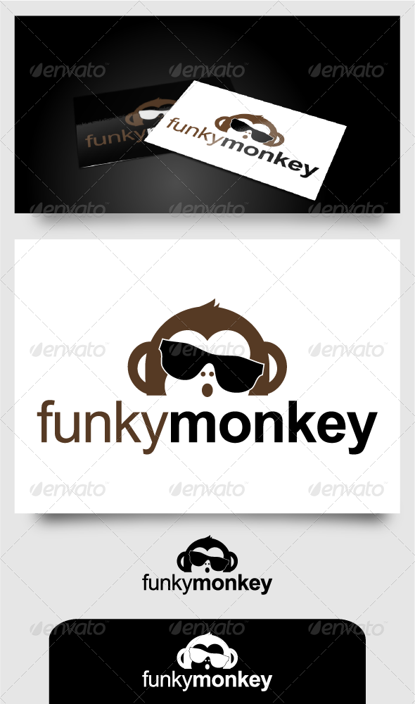 GraphicRiver Funky Monkey 4644570