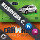 Car Wash Business Card Template - GraphicRiver Item for Sale