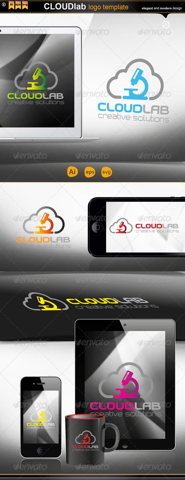 GraphicRiver Cloud Lab 4647775