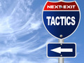 Tactics road sign - PhotoDune Item for Sale