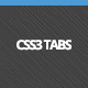 CSS3 Multiposition & Responsive Tabs - CodeCanyon Item for Sale