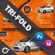 Car Wash Tri-Fold Template - GraphicRiver Item for Sale