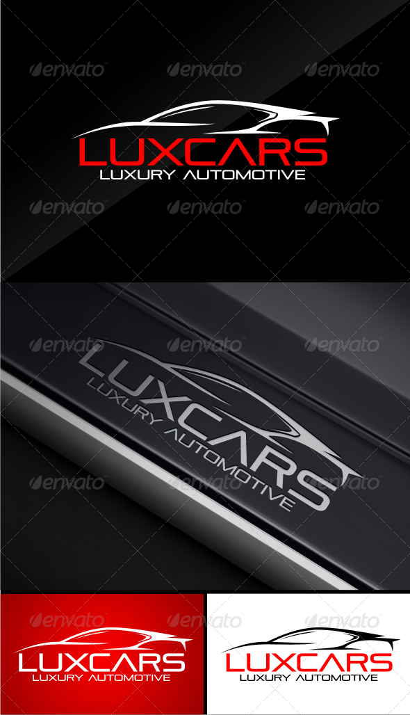 GraphicRiver luxcars automotive logo templates 4651919