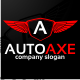 autoaxe logo templates - GraphicRiver Item for Sale