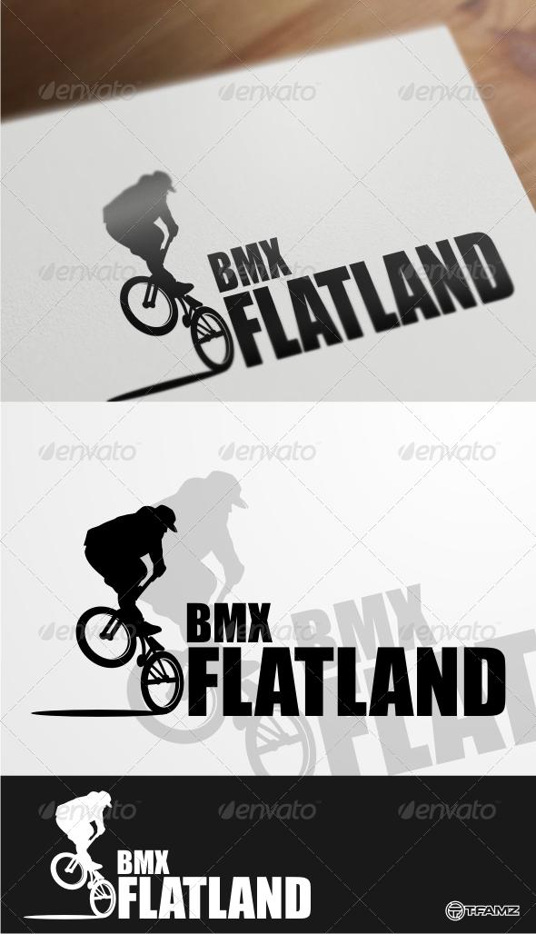 GraphicRiver bmx flatland logo templates 4652518