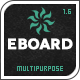eBoard - All Around Wordpress Theme - ThemeForest Item for Sale