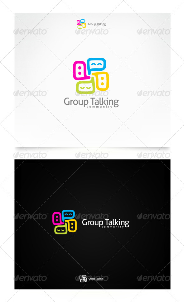 GraphicRiver Group Talking Community 4652731