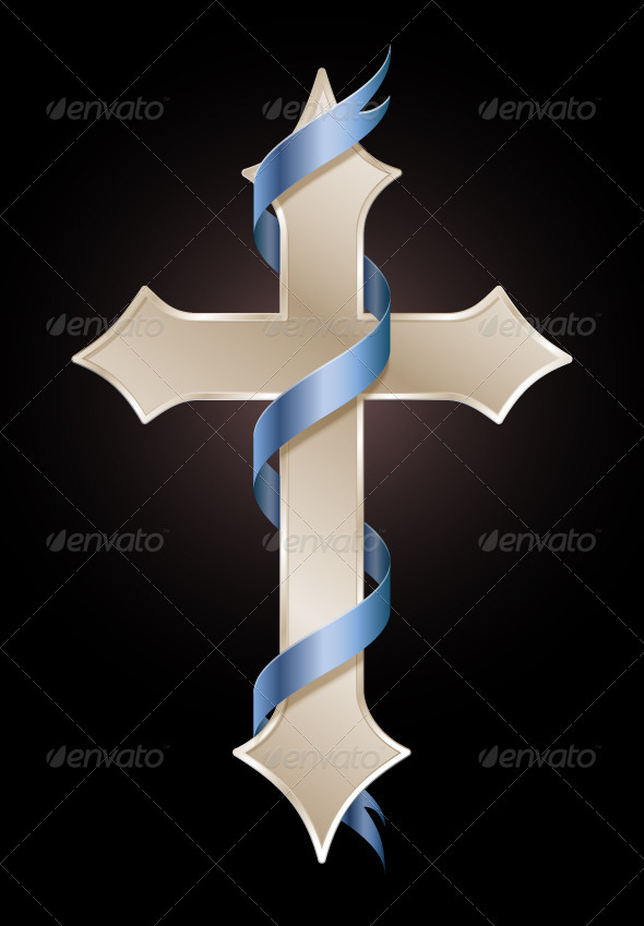 GraphicRiver Cross of Hope 4653512