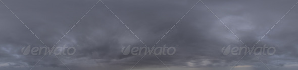 3DOcean Skydome HDRI Brooding Clouds III 4653544