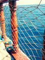 Boat's Deck Side Nets - PhotoDune Item for Sale