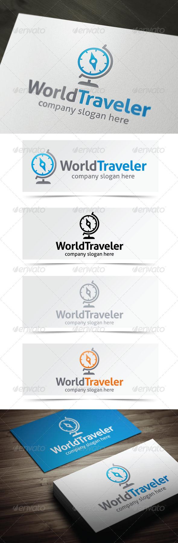 GraphicRiver World Traveler 4654439