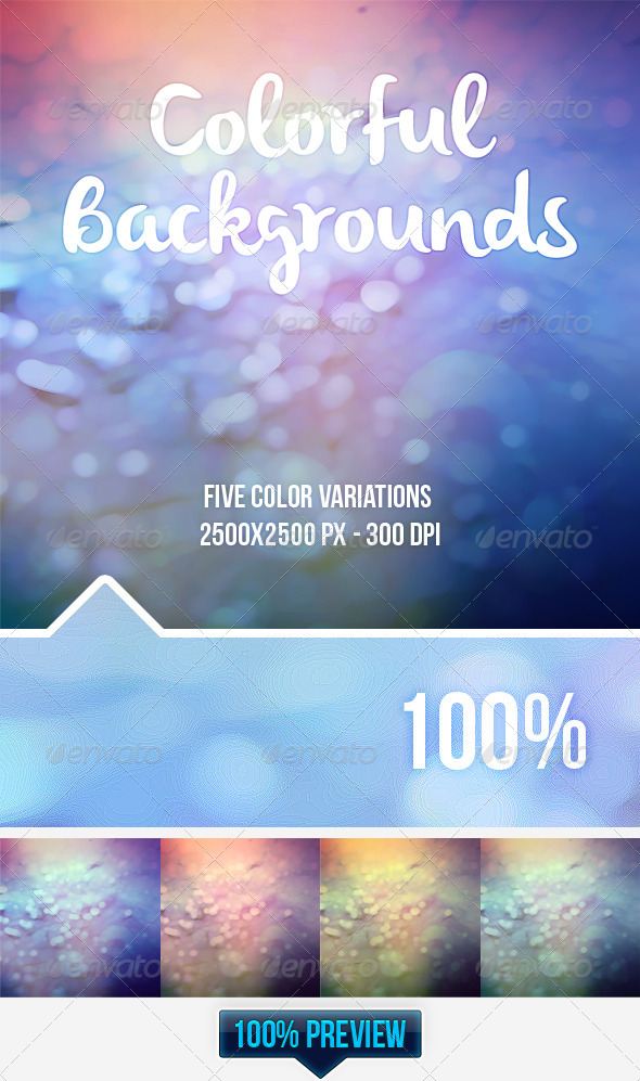 GraphicRiver Colorful Background 4655058