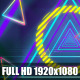 Glowing Disco Tunnel 1 - VideoHive Item for Sale